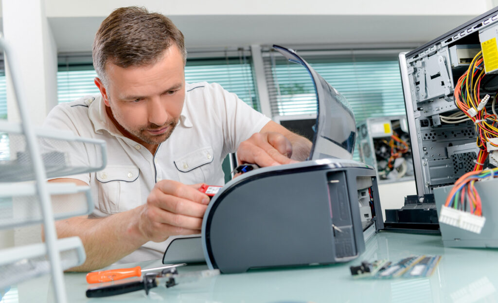 How to quickly troubleshoot print quality problems